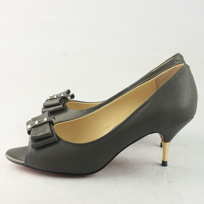 Christian Louboutin Couche Nodo 70mm Pumps CL9738 Gray