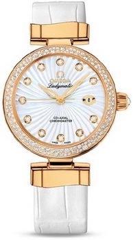 Omega De Ville Ladymatic Watch 158614D
