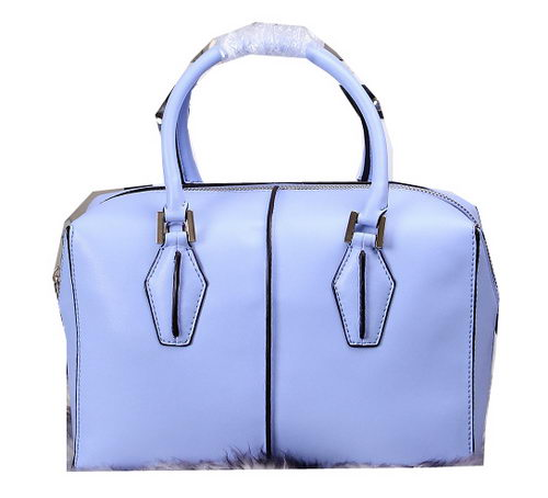Tods Sella Small Bowler Bags 88760 Blue