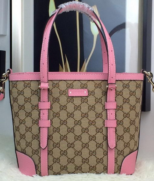 Gucci GG Classic Tote Bag 387603 Pink