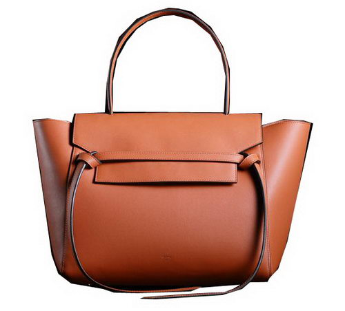 Celine Belt Bags Smooth Calfskin Leather C3345 Wheat