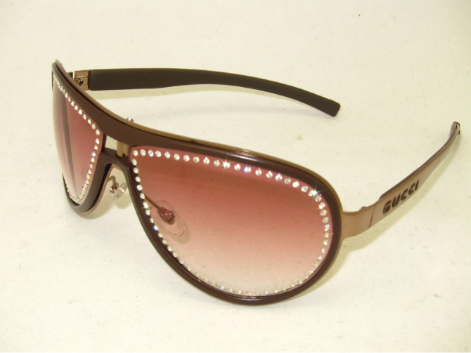 Gucci Sunglasses GGS124