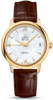 Omega De Ville Prestige Co-Axial Watch 158617O
