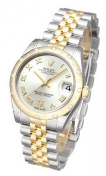 Rolex Datejust Lady 31 Watch 178343E