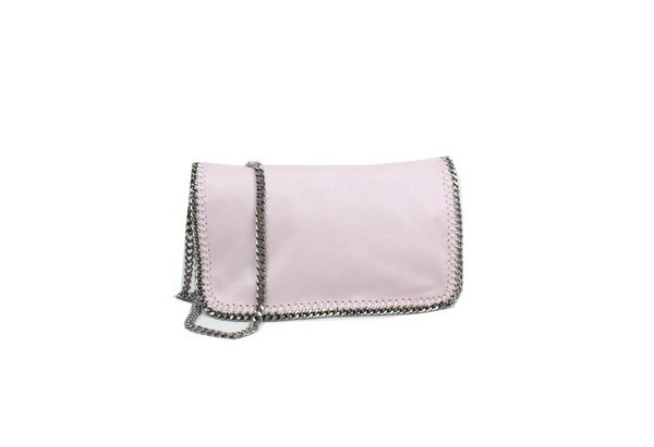 Stella McCartney Falabella PVC Cross Body Bag 829 Light Pink