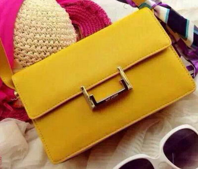 Yves Saint Laurent Classic Medium Lulu Bag Y336066 Yellow