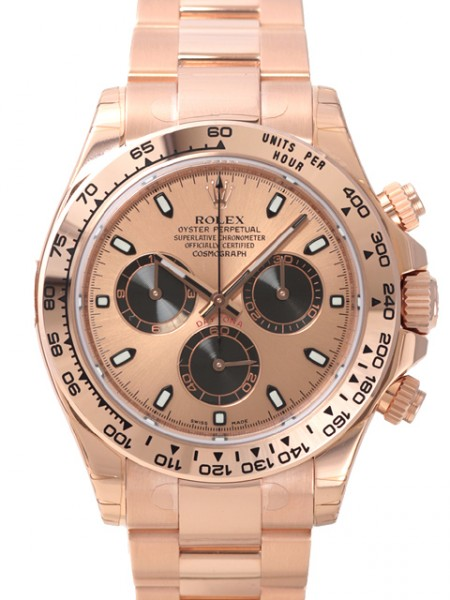 Rolex Cosmograph Daytona Watch 116505A