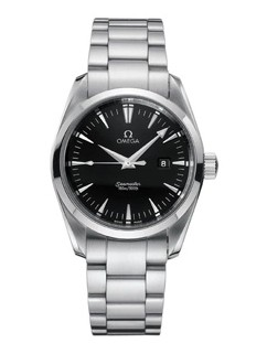 Omega Seamaster Aqua Terra Series Mens Stainless Steel Wristwatch-2518.50.00