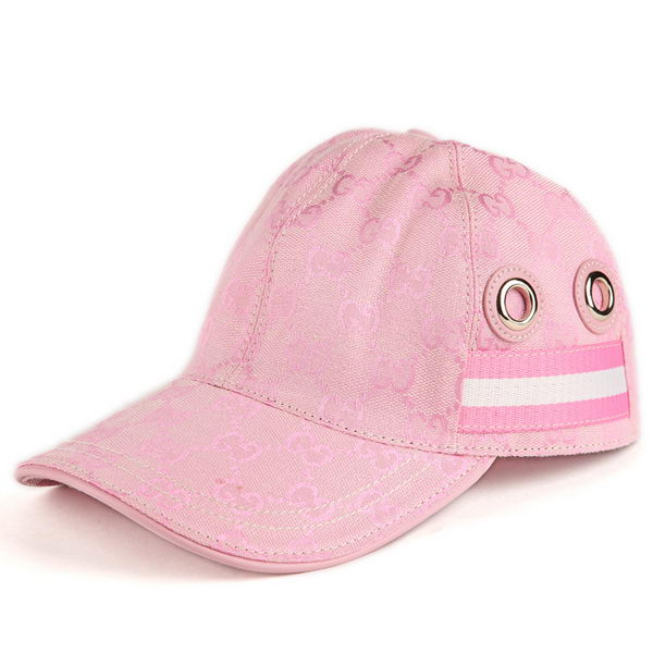 Gucci Hat GG11 Pink
