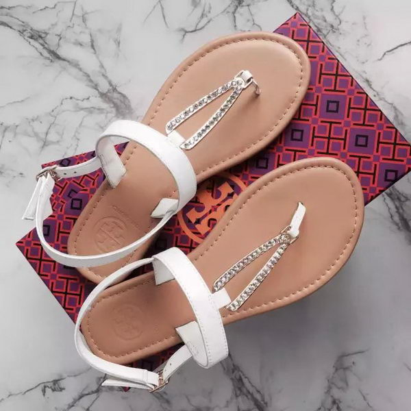 Tory Burch Sandals Leather TB1515 White