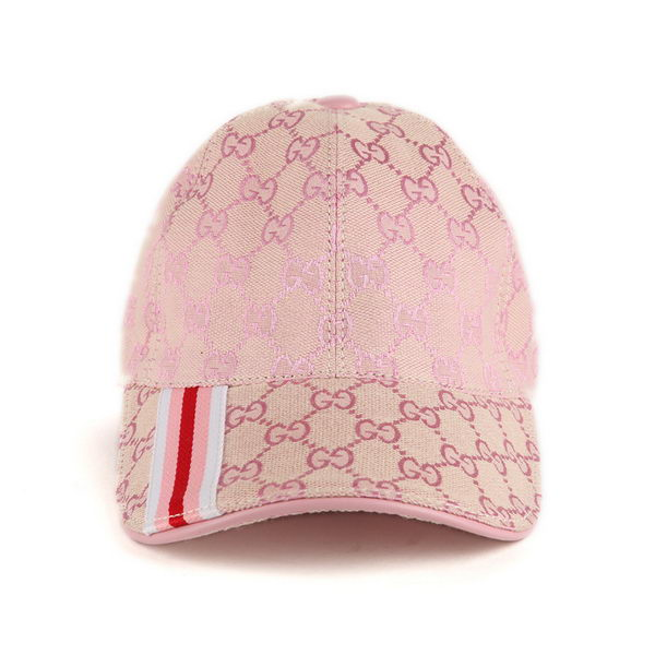Gucci Hat GG30 Light Pink
