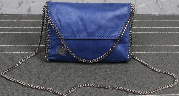Stella McCartney Falabella PVC Cross Body Bags SM875 Royal