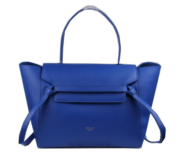 Celine Belt Bag Original Leather C3368 Royal
