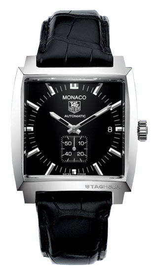 Tag Heuer Monaco Series Fashionable and Practical Mens Automatic Watch-WW2110.FC6177