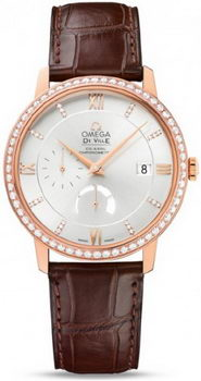 Omega De Ville Prestige Power Reserve Co-Axial Watch 158619A