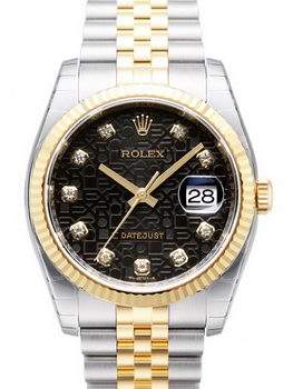 Rolex Datejust Watch 116233I