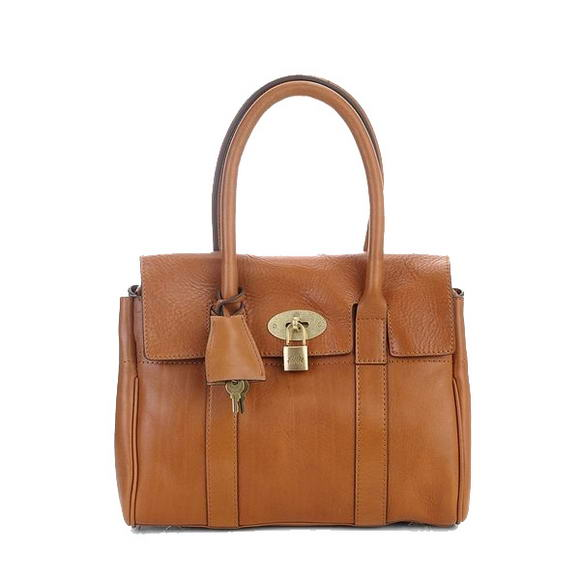 Mulberry Bayswater Small Tote Bag M6895S Camel