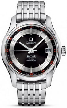 Omega De Ville Hour Vision Watch 158610I