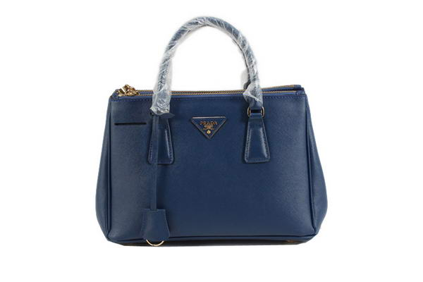 Prada Classic Medium Saffiano Tote Bag BN1801 royalblue
