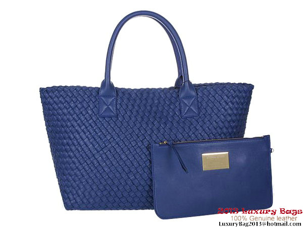 Bottega Veneta Cabat Medium Tote Bag BV5211 Royalblue