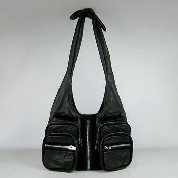 Alexander Wang Donna Hobo Bag 63461 Black