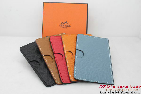 Hermes iPhone 5 Case Togo Leather HiC011
