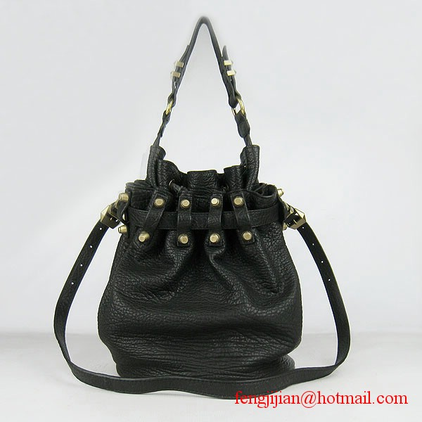 Alexander Wang Diego Black bucket bag 63462