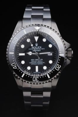 Rolex Sea Dweller Jacques Piccard Special Edition Black-RD4017