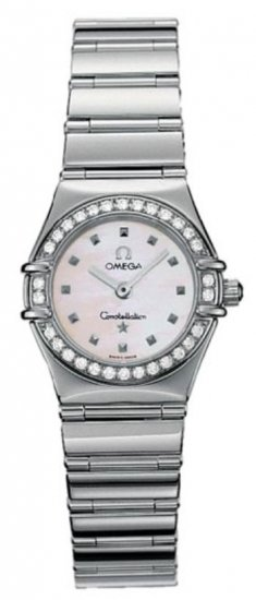 Omega Constellation Ladies Fashion Mini Jewelry Watches 1465.71.00
