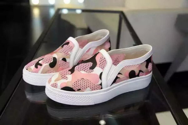 Fendi Casual Shoes FD70 Pink