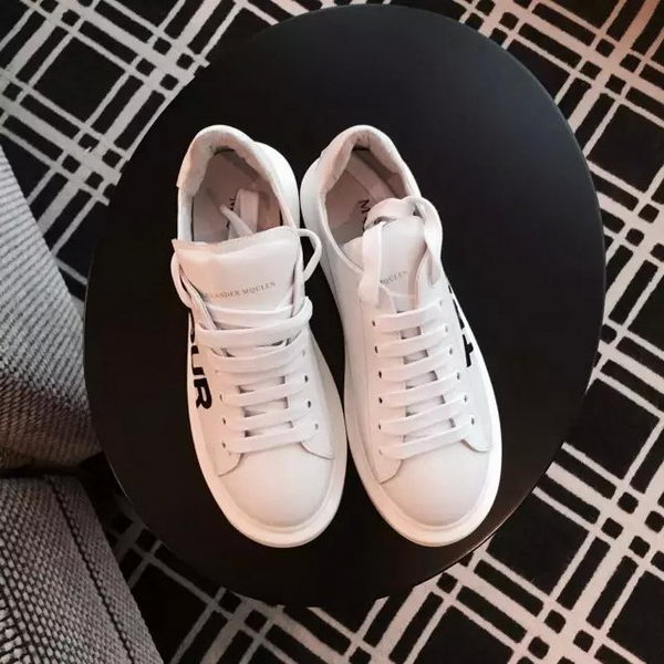 ALEXANDER MCQUEEN Casual Shoes MCQ277 White
