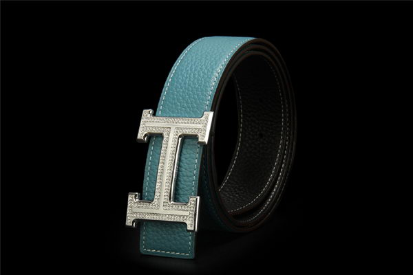 Hermes Belt HB5208 Light Blue