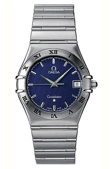 Omega Constellation Classic Series Mens Wristwatch-1512.40.00