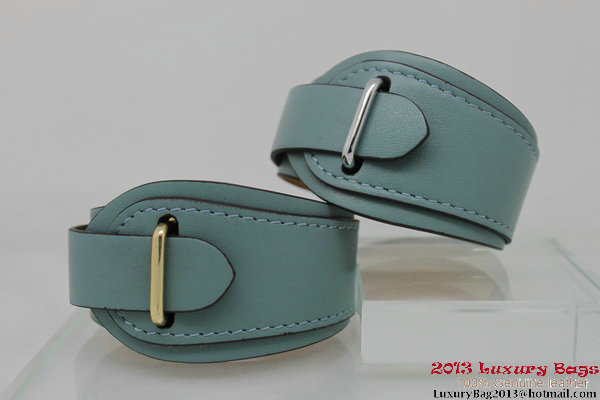 Hermes Genuine Leather Bracelet H1137_3