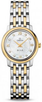 Omega De Ville Prestige Quarz Small Watch 158622X