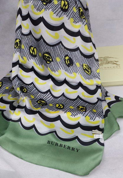 Burberry Scarves BB16015 Green