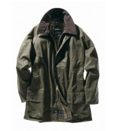 Barbour Classic Beaufort Jacket- Olive