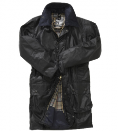 Barbour Border Jacket- Navy | Dress Tartan