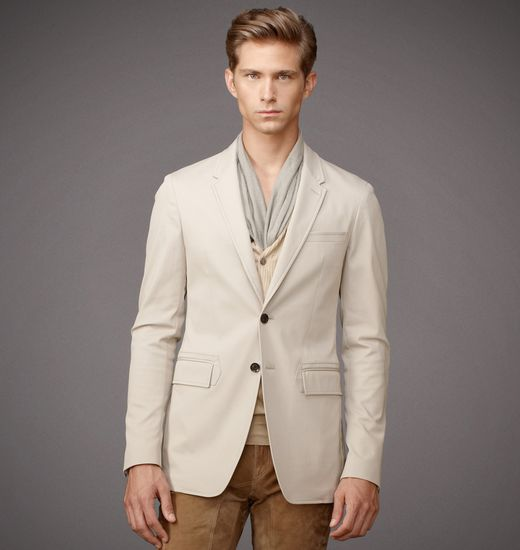 BELSTAFF MEN GRANTHAM BLAZER Light Khaki