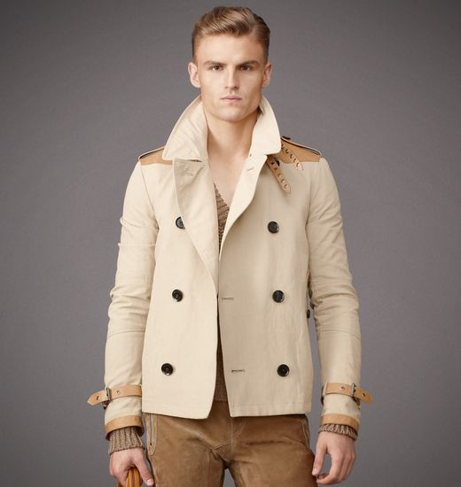 BELSTAFF MEN DENBY JACKET Straw