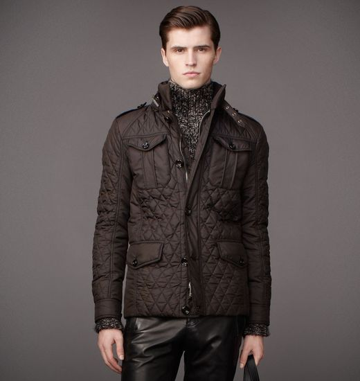 BELSTAFF MEN ASHBOURNE JACKET Mahogany