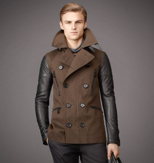 BELSTAFF MEN TORRINGTON COAT Antique Bronze