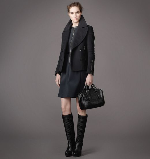 BELSTAFF WOMEN DALLINGTON JACKET Midnight