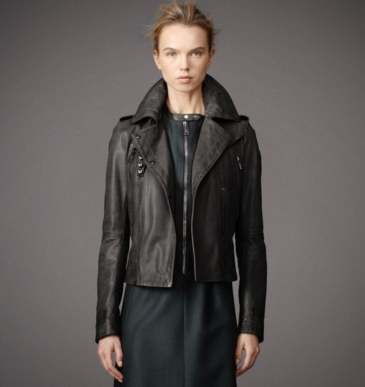 BELSTAFF WOMEN STOTFORD JACKET Black