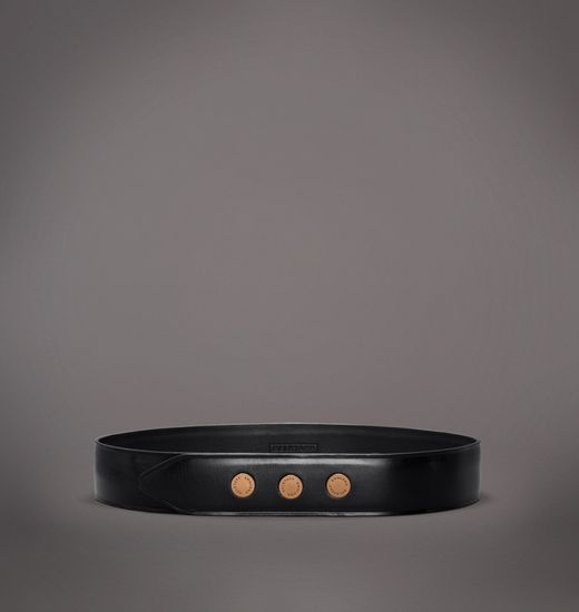 BELSTAFF WOMEN SPRAXTON BELT Black