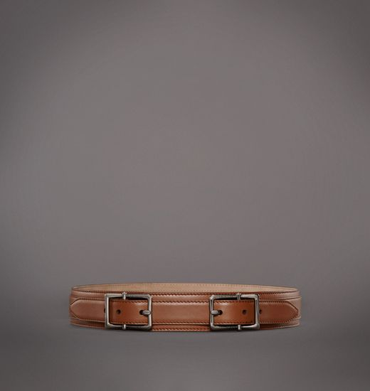 BELSTAFF WOMEN LANE 40H BELT Vicuna