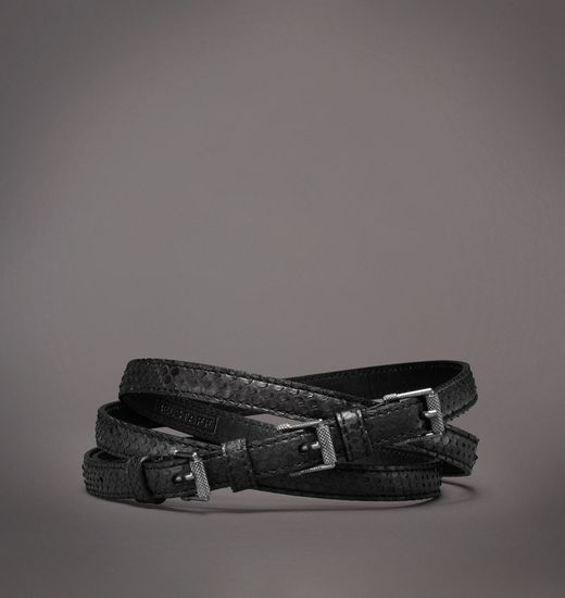 BELSTAFF WOMEN VERYAN BELT Black
