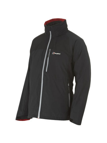 BERGHAUS MENS BENVANE 3-IN-1 GORE-TEX® JACKET Black