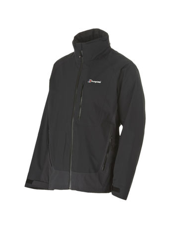 BERGHAUS MENS CARROCK GORE-TEX® JACKET Black / Thunder