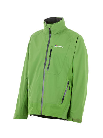 BERGHAUS MENS CARROCK GORE-TEX® JACKET Green / Trail Green